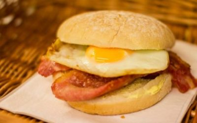 Tuesday and Thursday golf breakfast club