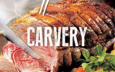 Carvery Sunday Roast from £9.95